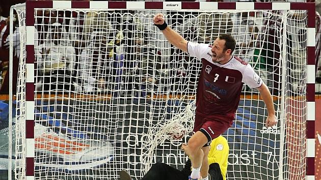 Qatar estira su sueño hasta la final