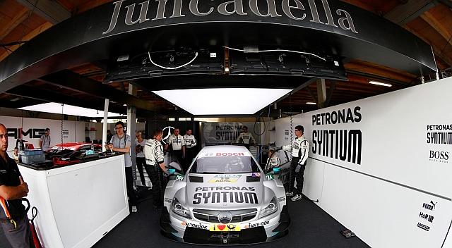 Mercedes confirma a Juncadella para el DTM