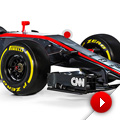 Analysis of the McLaren MP4-30