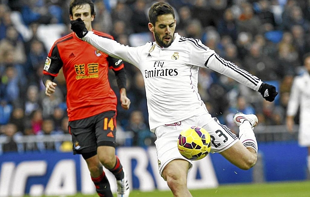There is no stopping Isco