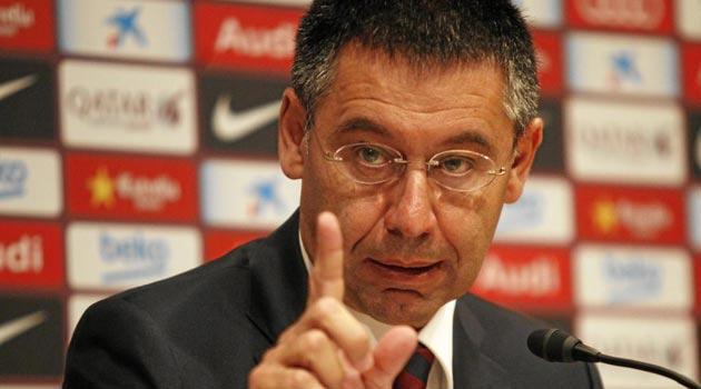 Bartomeu: A ciertos poderes del Estado no les ha gustado que Neymar venga al Barça