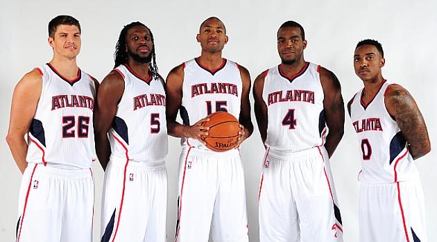 Locura en Atlanta: ¡Su cinco inicial, MVP del mes!