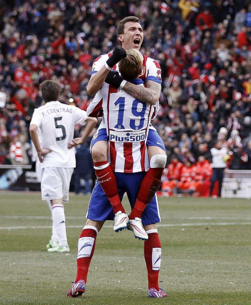 Marca Com English Version: Atlético Hammer Meek Real Madrid