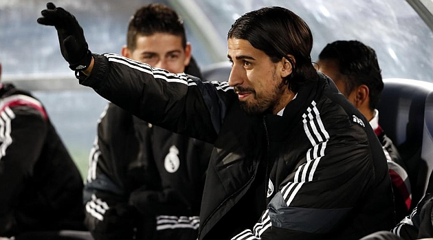 Khedira under a cloud