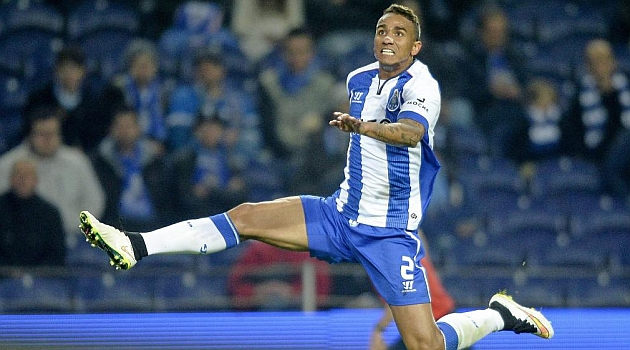 Real Madrid set their sights on Danilo