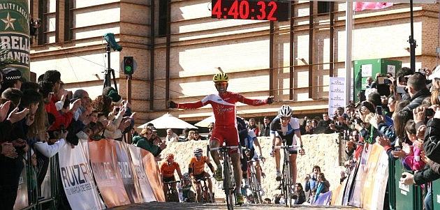 Dani Navarro ganó en 2013. / Vuelta a Murcia