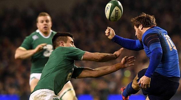 Irlanda expone con éxito su condición de defensora del título