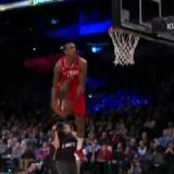 Jarvis Threatt, un 'dunker' sin nada que envidiar al 'replicante' volador de la NBA