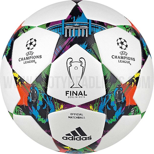 b92677a61c857 El nuevo balón de la Champions League - MARCA.com