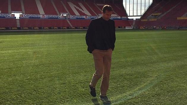 Kasper Hjulmand. Foto: Twitter del Mainz 05