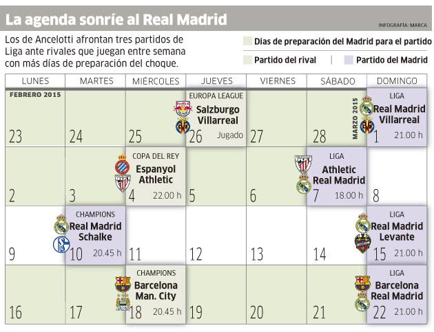 Calendario Del Madrid.Guino Del Calendario Al Madrid Marca Com