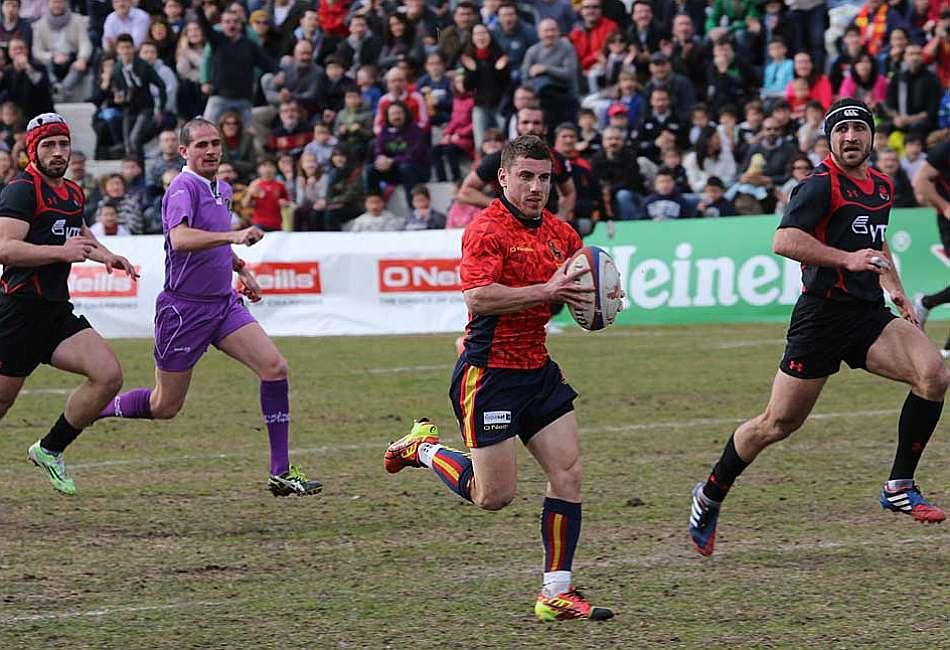 El rugby y su entrenamiento: Principios del ataque ...