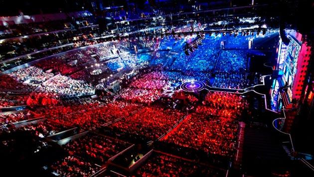 Los 5 eventos más grandes de la historia de los e-Sports