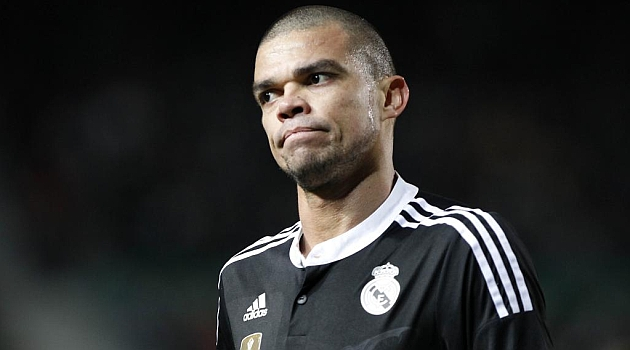 Pepe's new deal, just a matter of time