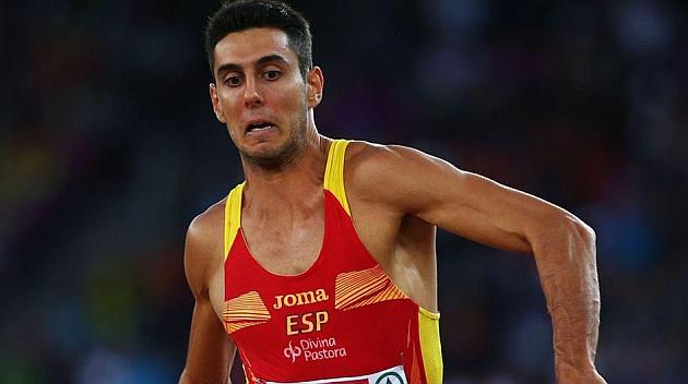 Torrijos, plata en triple con nuevo récord de España
