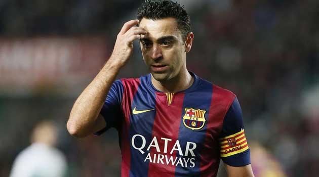 Xavi seems Qatar-bound