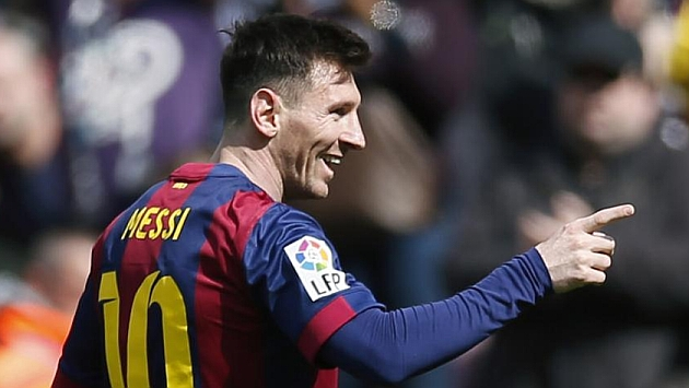 Messi becomes player with most hat tricks of all time in Spanish football