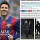 Messi se fue a Londres a ver a Cesc