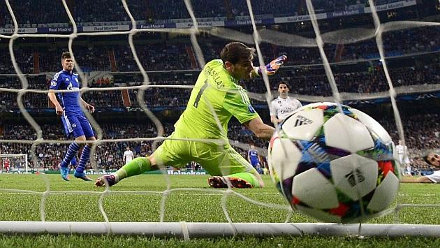 Bale y Casillas, señalados