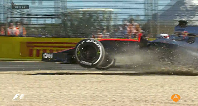 Sin noticias de McLaren-Honda