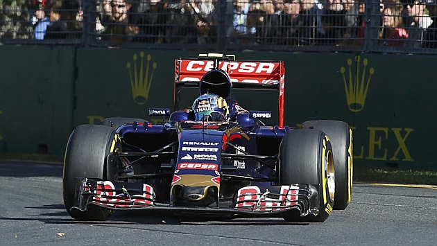 Sainz happy despite tough break