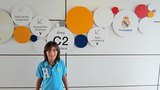 El Valencia se lleva a Leo Coira, alevín del Madrid