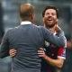 """Xabi Alonso: """"Guardiola es un maestro"""""""