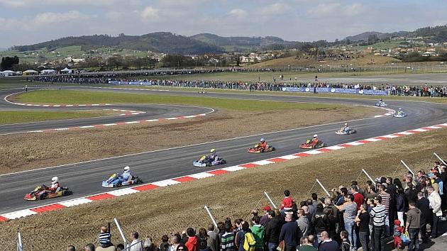 Circuito Fernando Alonso Oviedo : Concluyen las obras del museo y del circuito fernando alonso