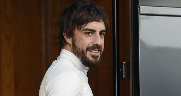 Fernando Alonso pasa el test médico de la FIA