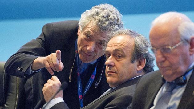 Villar es reelegido como vicepresidente de la FIFA