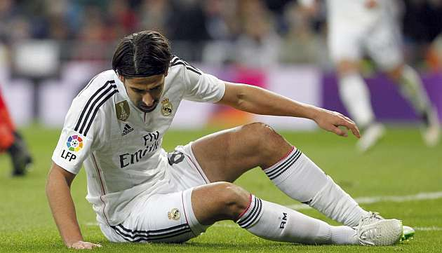 Khedira comes clean about Real exit