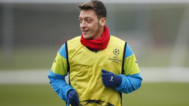 Özil: Estoy convencido de poder ganar el Balón de Oro en los próximos años