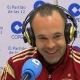 """Iniesta: """"No me gustaría que pitaran el himno en la final"""""""