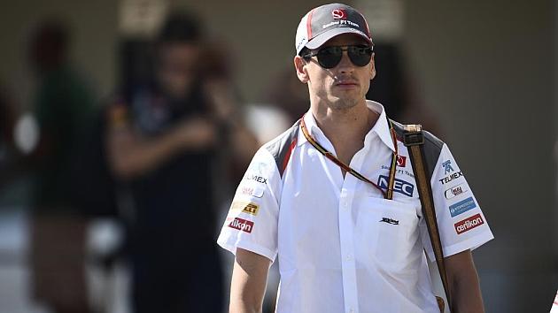 Adrian Sutil será piloto reserva en Williams