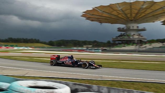 Verstappen, el piloto más joven en puntuar en un GP de F1