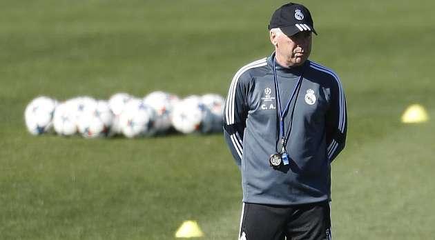 Ancelotti: Main aim is to win Champions League