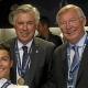 """Ferguson: """"Ancelotti es uno de los mejores entrenadores que he encontrado"""""""