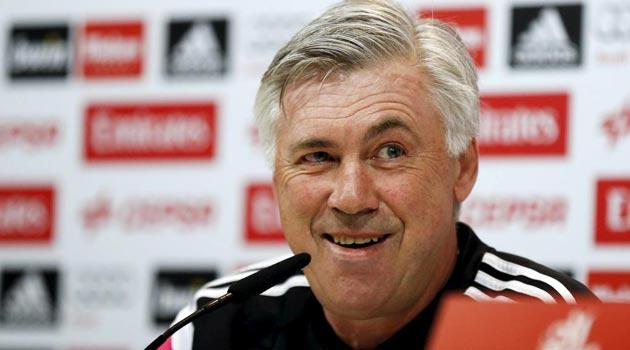 Ancelotti: Las sensaciones son positivas