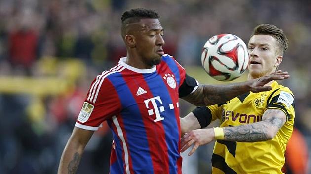 El Barça mantiene la oferta por Boateng