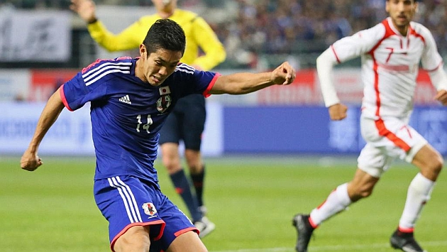 Chelsea scout out Muto