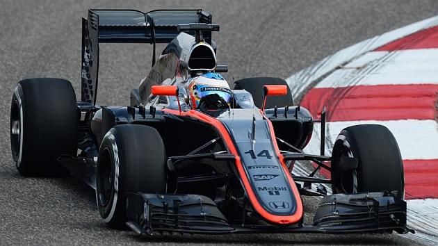 McLaren reduce el hueco