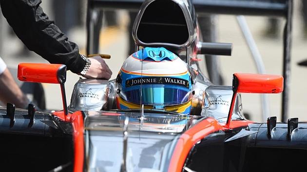 Fernando Alonso: No esperábamos mejorar tanto, la Q2 ya es un objetivo real