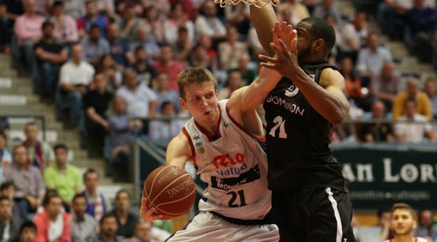 Obradoiro niega el tercer puesto al Bilbao con una épica remontada