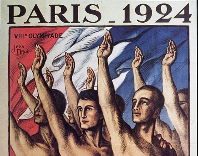 Resultado de imagen de jjoo paris 1924