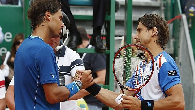 Nadal-Ferrer, de nuevo en cuartos en Montecarlo