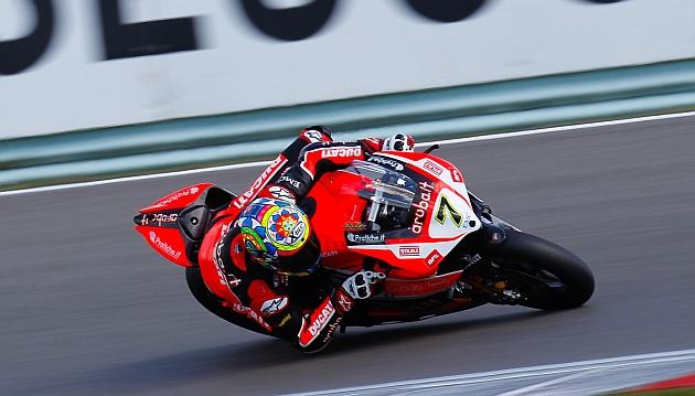 Davies y Ducati se confirman