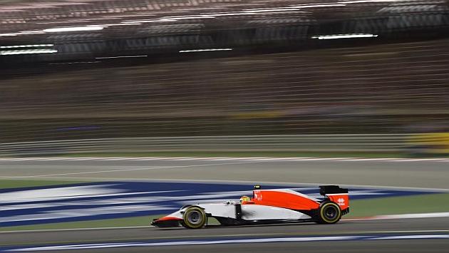 Merhi: Me falta velocidad punta, tracción y enseguida me quedo sin ruedas
