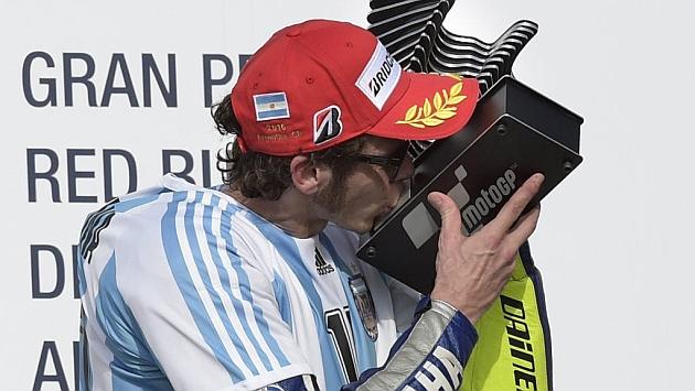 Rossi: Ha sido un error de Márquez