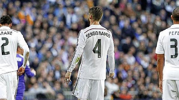 ¿Con Varane, Pepe y Ramos?