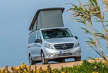 Mercedes-Benz Marco Polo: con la casa a cuestas